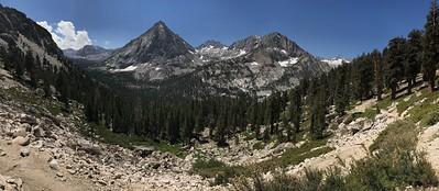 East Vidette panorama