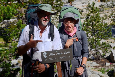 John Muir Trail NOBO – that-a-way →