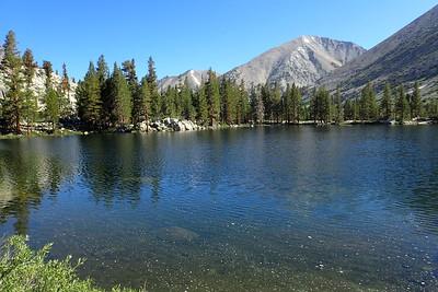 Dollar Lake. Photo by Chuck Haak.