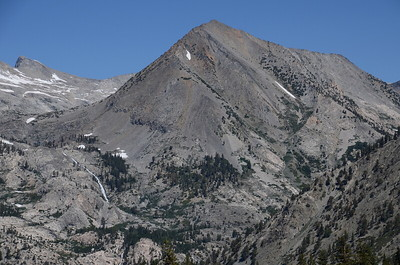 I'm thinking this might be Pyramid Peak.