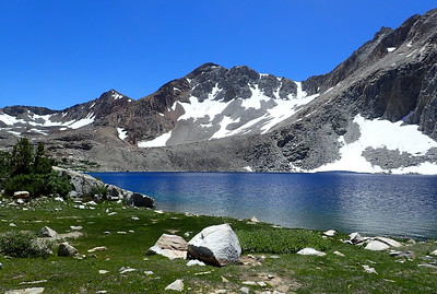 Lake Marjorie. Photo by Chuck Haak.