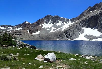 Lake Marjorie. Photo by Chuck Haak.