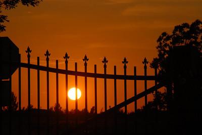 Sunset Over Rio Vista