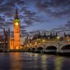 Big Ben & Westminster Bridge