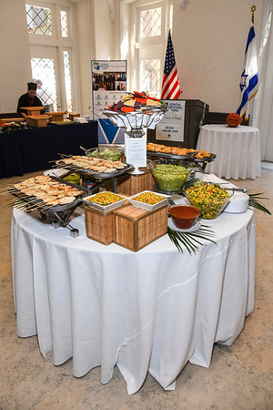 JNF Bids Farewell to Consul General Ido Aharoni