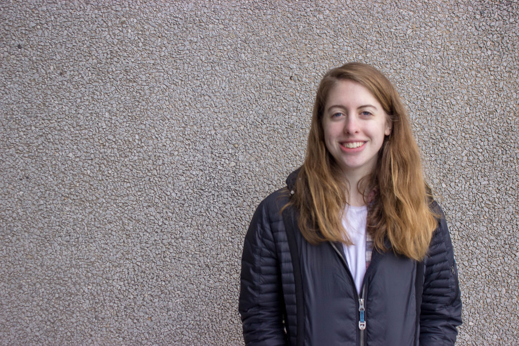 Rachel Callahan is a sophomore COM student with a double major in journalism and film/television. George Sherman Union 2.5.2018