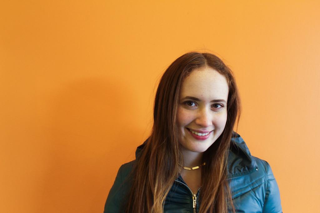 Michaela Robinson, student at Boston University College of Communications.