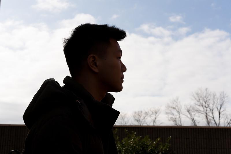 Dengfeng Yang silhouette