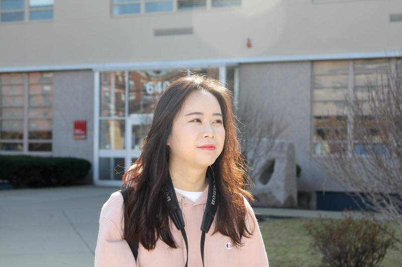 Hyunji Lee In the Sun