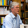 Cambridge, MA. June 26th, 2016. William Finnegan, a well-known journalist and a winner of the Pulitzer Prize 2016. Photos were shot during his book signing event in Harvard Book Shop.