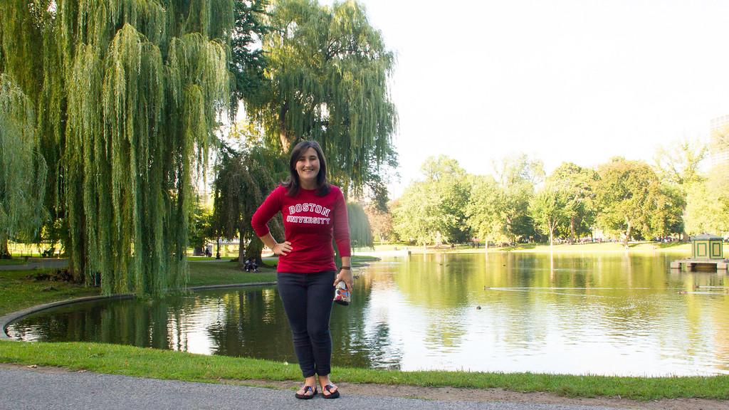 Caitlin Bawn explores Boston
