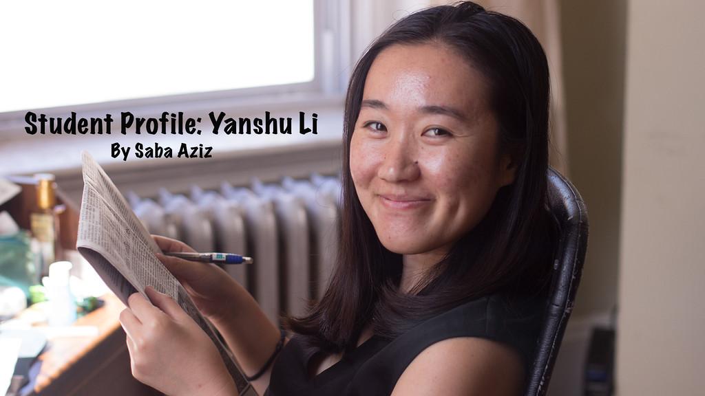 Yanshu Li Profile