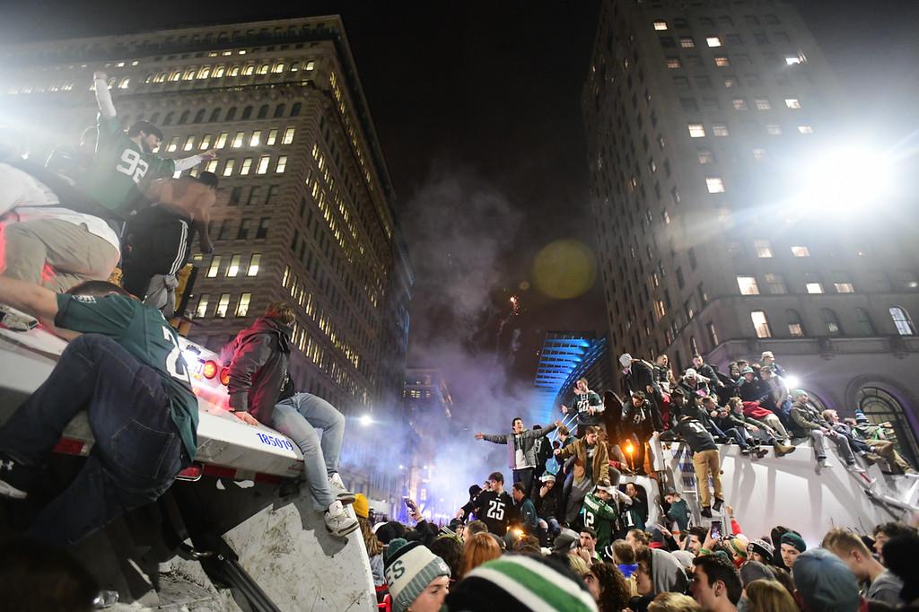 City Hall celebrations