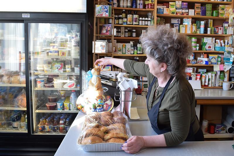 Italian shop owner