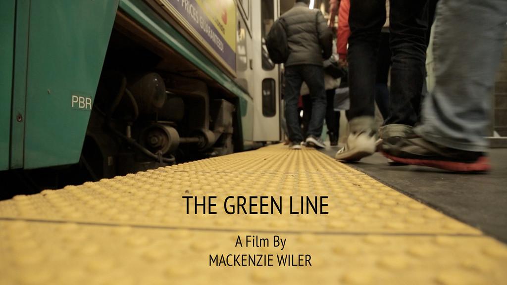 The Train by Mackenzie Wilder.