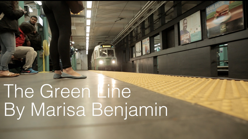 Benjamin-GreenLine-Video