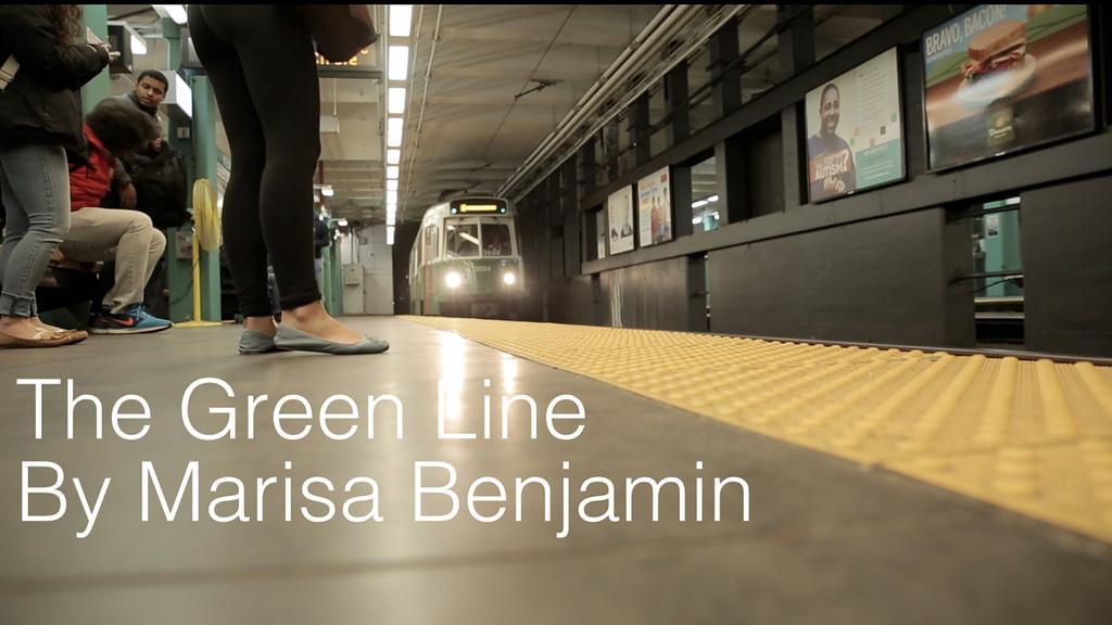 Benjamin-GreenLine-Video