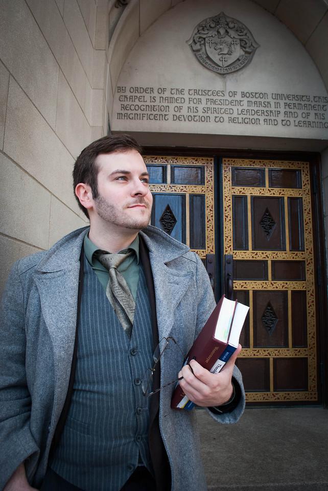 Sean Glenn Portrait