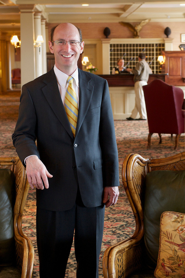 Mountain View Grand Resort and Spa, Christopher Diego, Managing Director