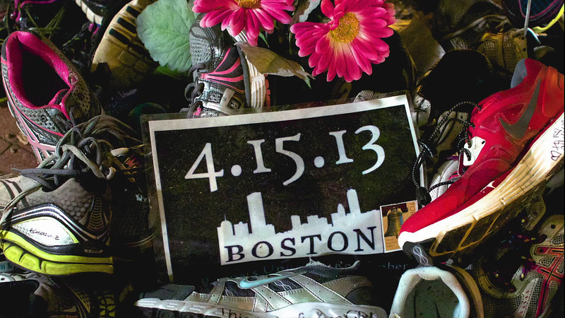 Boston Marathon Memorial Project