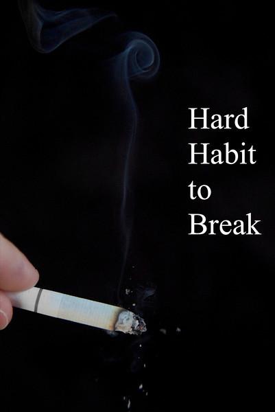 The great smoking debate.<br /> ©Jasmin Bleu Pellegrino