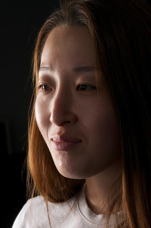 Portrait of a classmate