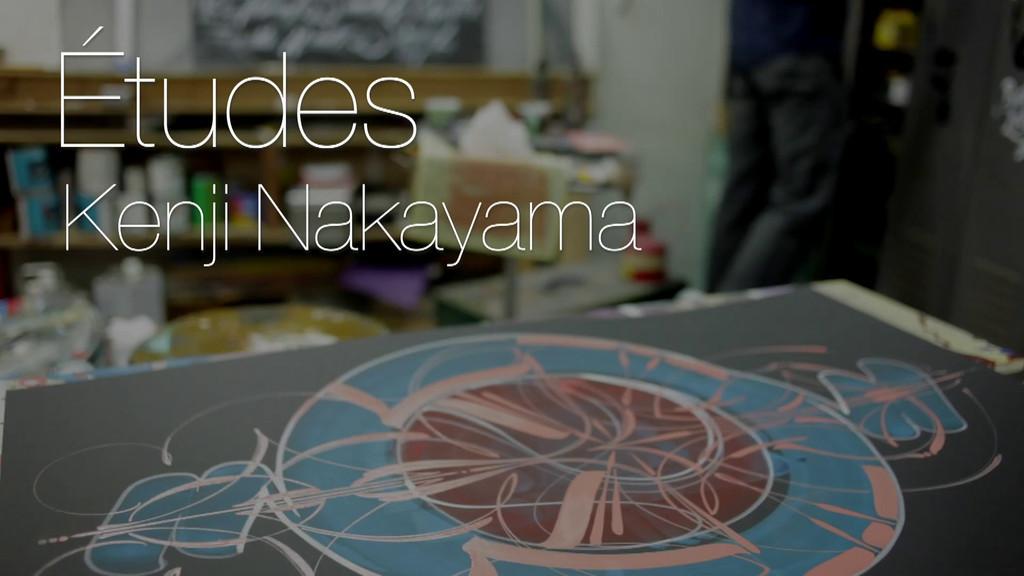 Kenji Nakayama Etudes