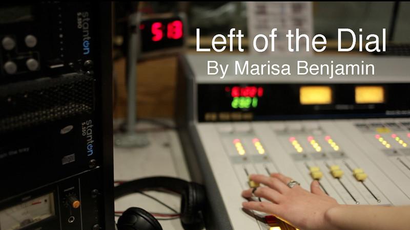 Marisa Benjamin Interview Project
