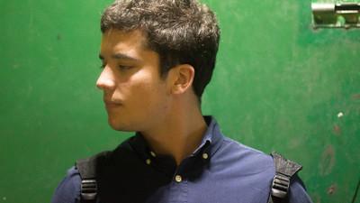 Emilio Photo Shoot, BU Campus, Sept. 2015