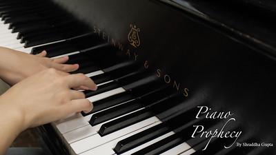 'Piano Prophecy' by Shraddha Gupta