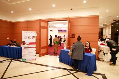 """2019 тавдугаар сарын 17. """"JOB EXPO-2019"""" ажлын байрны үзэсгэлэн .ГЭРЭЛ ЗУРГИЙГ Г.ӨНӨБОЛД /МРА"""