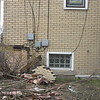 HOUSE DAMAGED BY VEHICLE BEFORE