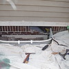 Basement leak over egress window