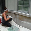 Limestone mortar replacement