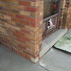 Brick and step repair