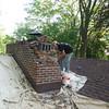 Chimney rebuild
