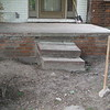Concrete step replacement
