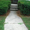 Step and walk replacement