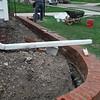 Brick planter replacement