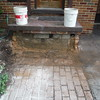 Brick and step replacement