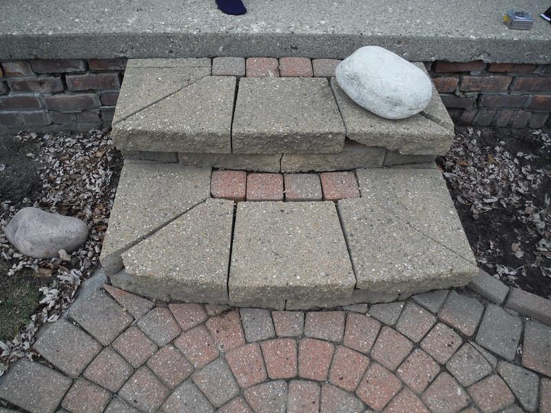 Porch and step repair