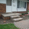 Porch and step repair