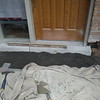 Door sill and brick replacement