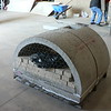 "THESE PRE CAST FIREPLACES AND PIZZA OVENS ARE MANUFACTURED BY<br /> STONE AGE MANUFACTURING ( <a href=""http://www.stoneagemanufacturing.com/"">http://www.stoneagemanufacturing.com/</a> ) ALL OF STONE AGE MANUFACTURING PRODUCTS CAN BE ORDERED LOCALLY THROUGH BELDEN BRICK SALES ( <a href=""http://www.beldenbricksales.com/"">http://www.beldenbricksales.com/</a> )THE UNITS FORM THE INTERIOR OF THE FIREPLACE AND PIZZA OVEN. THEY ARE THEN COVERED WITH YOUR CHOICE OF BRICK, STONE OR STONE VENEER OR CULTURED STONE. PICTURED ABOVE IS A PIZZA OVEN AS IT IS DELIVERED FROM THE FACTORY."