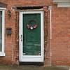 Brick replacement around front door