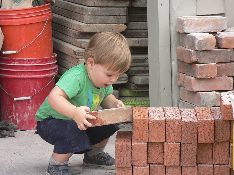 FUTURE BRICKLAYER
