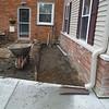Paver patio repair