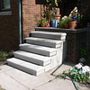 NEW STEPS ARE INSTALLED.
