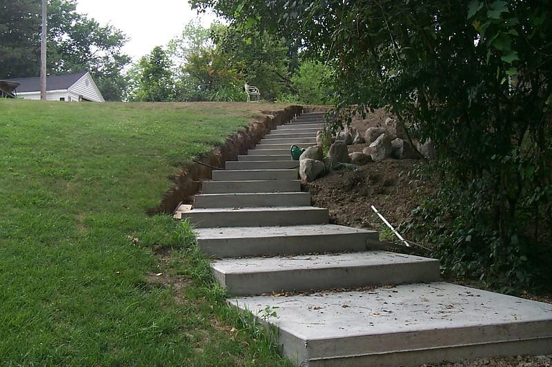 STEPS IN PROGRESS