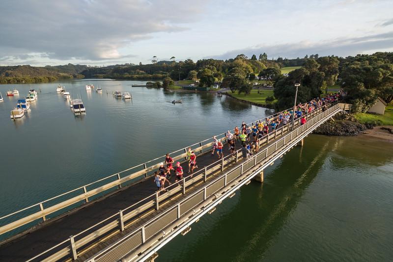 Paihia Half Marathon 2016 Aerial-14